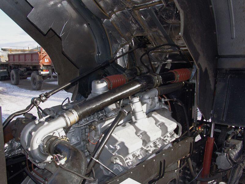 Двигатель Урал-63685